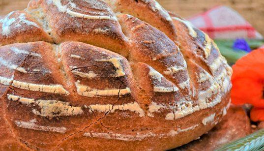 pan con centeno con marihuana